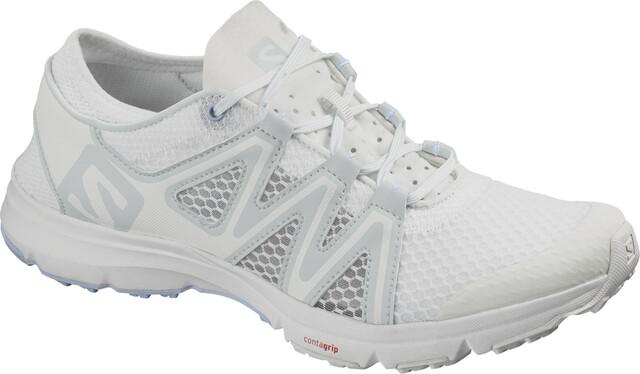 Blanc Swift Chaussures Sur Campz Salomon 2 Femme Crossamphibian qZX45w5a